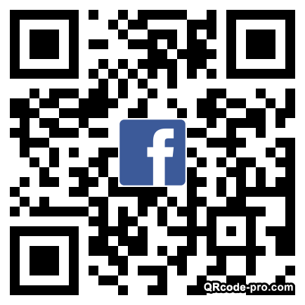 QR code with logo 1vQ80