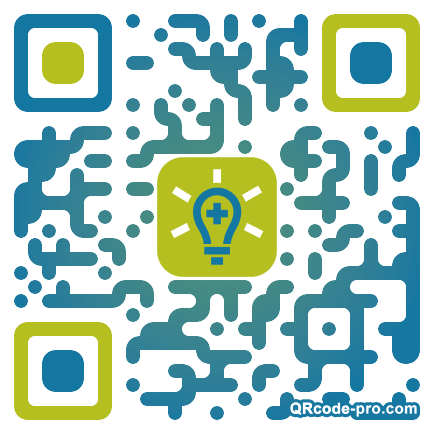 QR code with logo 1vQs0