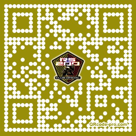 QR Code Design 1vRO0