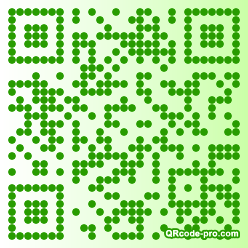 QR code with logo 1vRc0