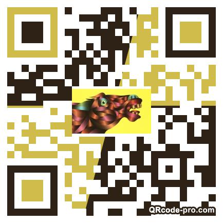 QR Code Design 1vRd0