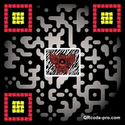 QR code with logo 1vRl0