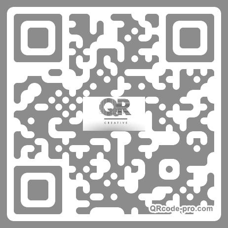 QR code with logo 1vU40