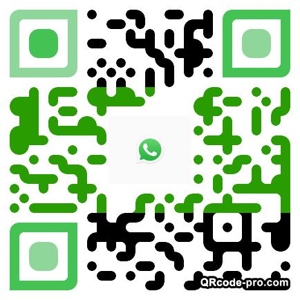 QR code with logo 1vUv0