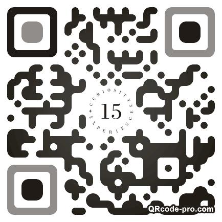 QR code with logo 1vUx0