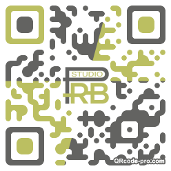 QR code with logo 1vVI0