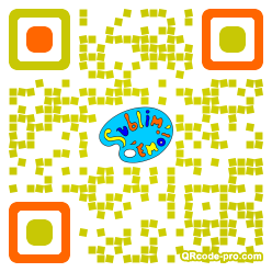 QR code with logo 1vVo0
