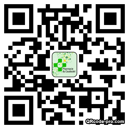 QR code with logo 1vWc0