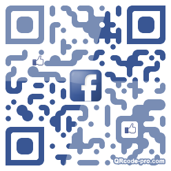 QR code with logo 1vY10