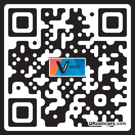 QR code with logo 1vYQ0
