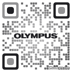 QR code with logo 1vZD0