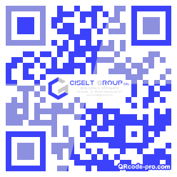 QR code with logo 1vcR0