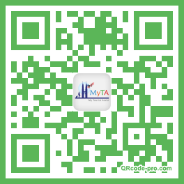 QR code with logo 1vcY0