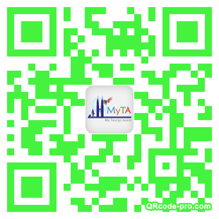 QR code with logo 1vcZ0