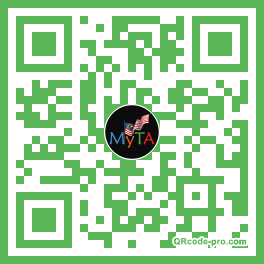 QR code with logo 1vfh0