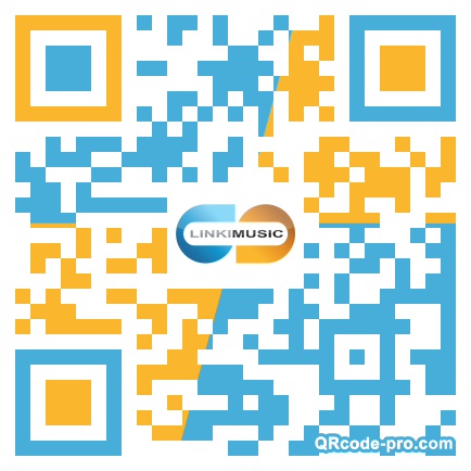 QR code with logo 1vhy0