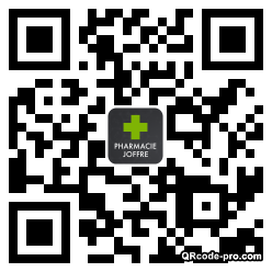 QR code with logo 1vip0
