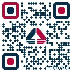 QR code with logo 1vlh0