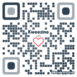 QR code with logo 1vn90