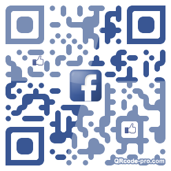 QR code with logo 1vsF0