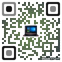 QR Code Design 1vu00
