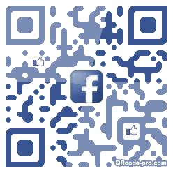 QR code with logo 1vuN0