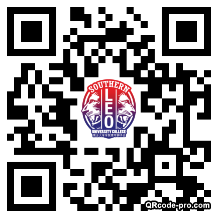 QR code with logo 1vvF0