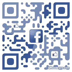 QR code with logo 1vzj0