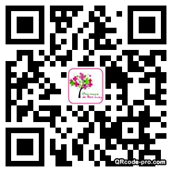 QR code with logo 1w2g0