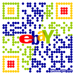 QR code with logo 1wAD0