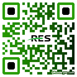 QR code with logo 1wCS0