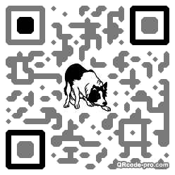 QR code with logo 1wCT0