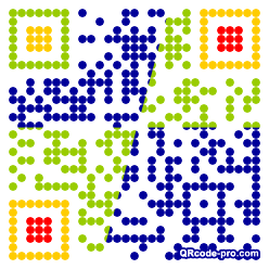 QR code with logo 1wD60