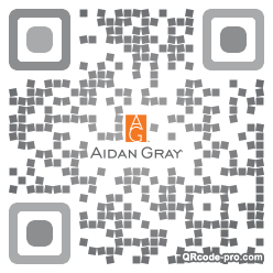 QR code with logo 1wDr0