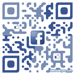 QR code with logo 1wFp0