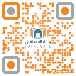QR code with logo 1wGN0
