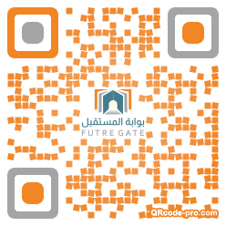 QR code with logo 1wGQ0