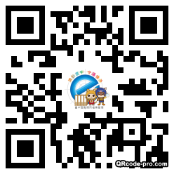 QR code with logo 1wGg0