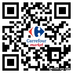 QR code with logo 1wGx0