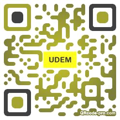 QR code with logo 1wJb0