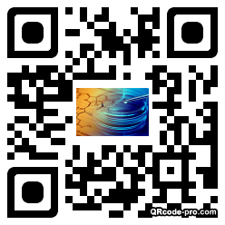 QR code with logo 1wO30