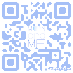 QR code with logo 1wQ20