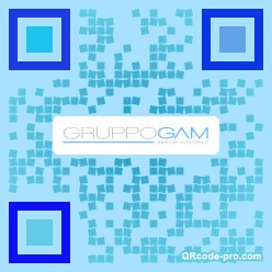 QR code with logo 1wQa0