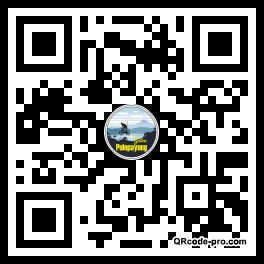 QR code with logo 1wSl0
