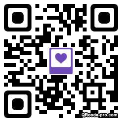 QR code with logo 1wWf0