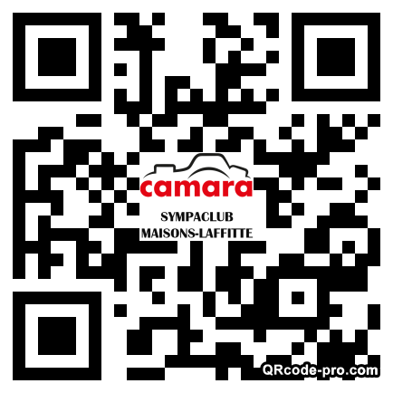 QR code with logo 1whD0