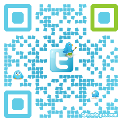 QR code with logo 1wib0