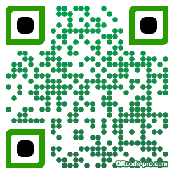 QR code with logo 1wif0