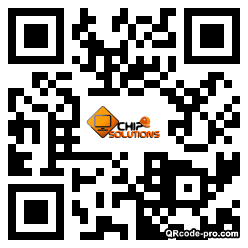 QR code with logo 1wk20
