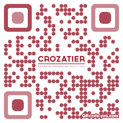 QR code with logo 1wl90